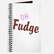 Oh Fudge Journal