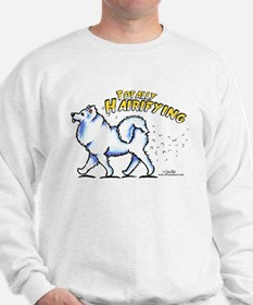 Samoyed Hairifying Sweatshirt