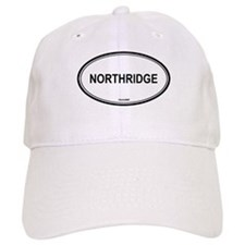 Northridge oval Baseball Cap