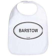 Barstow oval Bib