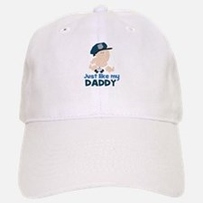Baby Cop Just like My Daddy Police Baseball Baseball Cap