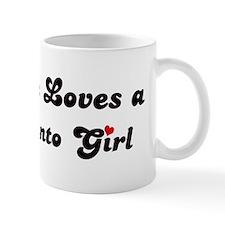 Sacramento oval Coffee Mug