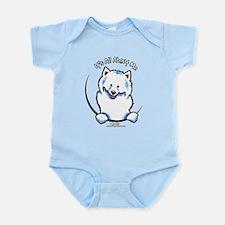 Samoyed IAAM Infant Bodysuit