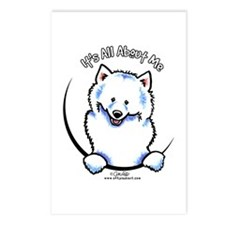 Samoyed IAAM Postcards (Package of 8)