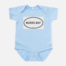 Morro Bay oval Infant Creeper