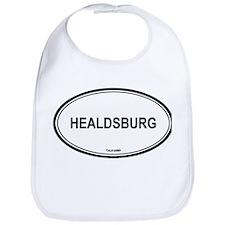 Healdsburg oval Bib