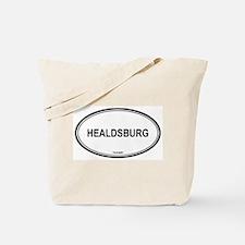 Healdsburg oval Tote Bag