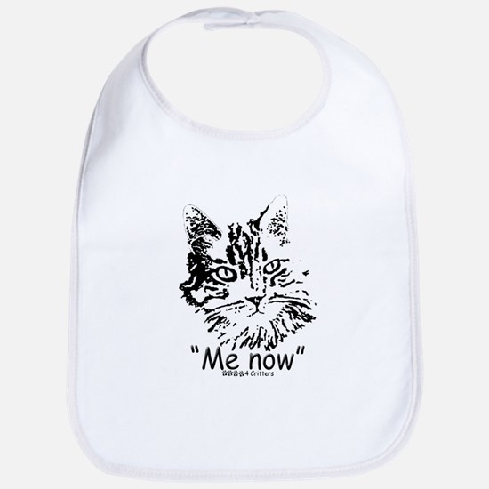 Paws4Critters Me Now Bib