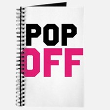 Pop Off - Tanisha Thomas Journal
