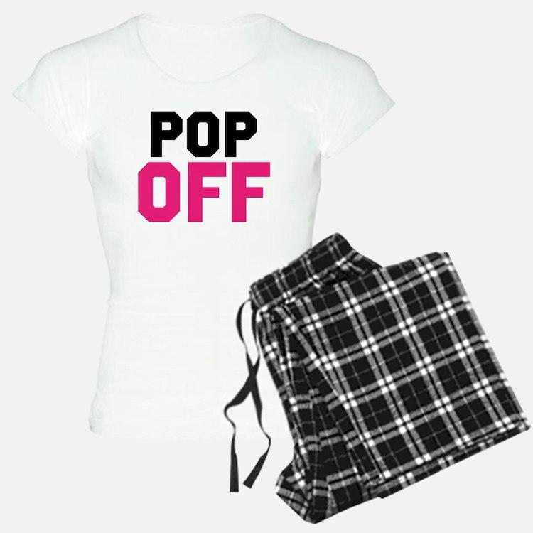 Pop Off - Tanisha Thomas Pajamas