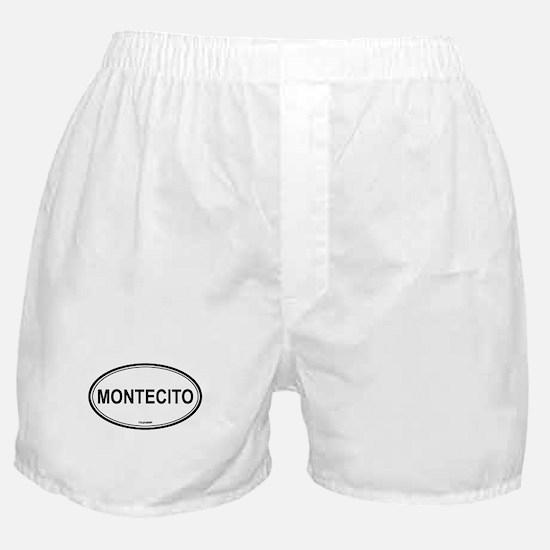 Montecito oval Boxer Shorts