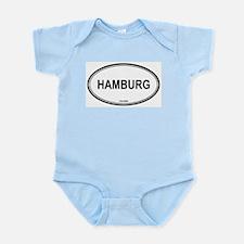 Hamburg oval Infant Creeper