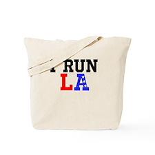 I run LA - Natalie Nunn Tote Bag
