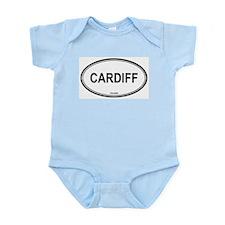 Cardiff oval Infant Creeper