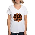Im not old Im Vintage Women's V-Neck T-Shirt