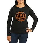 Im not old Im Vintage Women's Long Sleeve Dark T-S