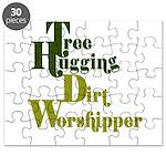 tree hugger Puzzle