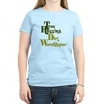 tree hugger Women's Light T-Shirt