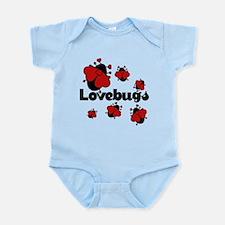 Love bugs Infant Bodysuit