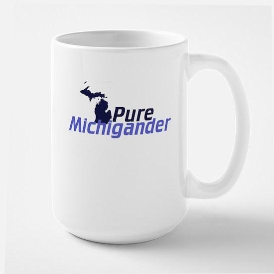 Michigander Large Mug