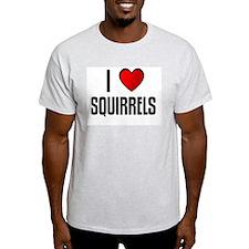 Squirrels_kenyan T-Shirt