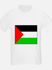Palestinian Flag Kids T-Shirt