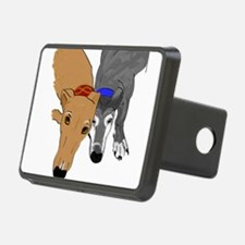 Drawn Together Hitch Cover
