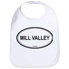 Mill Valley oval Bib