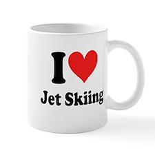 I Heart Jet Skiing Mug