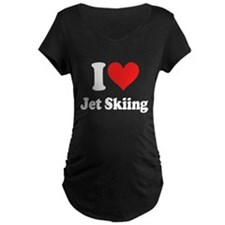 I Heart Jet Skiing T-Shirt