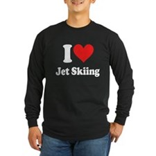 I Heart Jet Skiing T