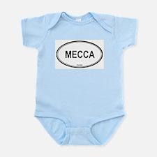 Mecca oval Infant Creeper
