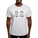 Ambulance Mens Light T-shirts