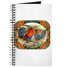 Beautiful Game Fowl Journal