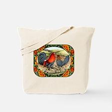 Beautiful Game Fowl Tote Bag