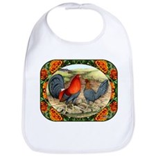 Beautiful Game Fowl Bib