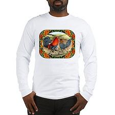 Beautiful Game Fowl Long Sleeve T-Shirt