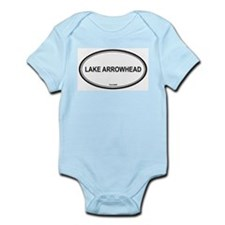 Lake Arrowhead oval Infant Creeper