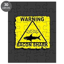 Bacon Shark Puzzle