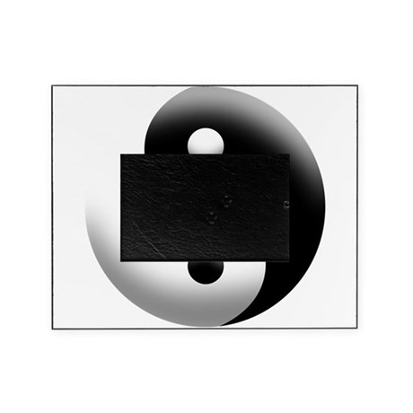 yinyang copy.png Picture Frame