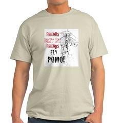 Good Advice Ash Grey T-Shirt