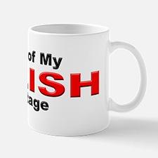 Proud Polish Heritage Mug