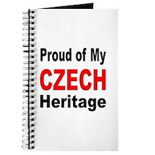 Proud Czech Heritage Journal