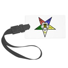 Eastern Star Luggage Tag