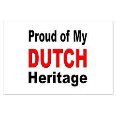 Proud Dutch Heritage Posters