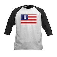 USA American Flag Tee