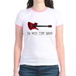 I'm With The Band Jr. Ringer T-Shirt
