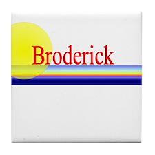 Broderick Tile Coaster