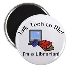 Talk Tech Magnet