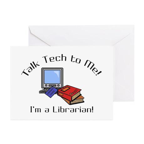 Talk Tech Greeting Cards (Pk of 10)
